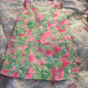 Girls Jungle Dress